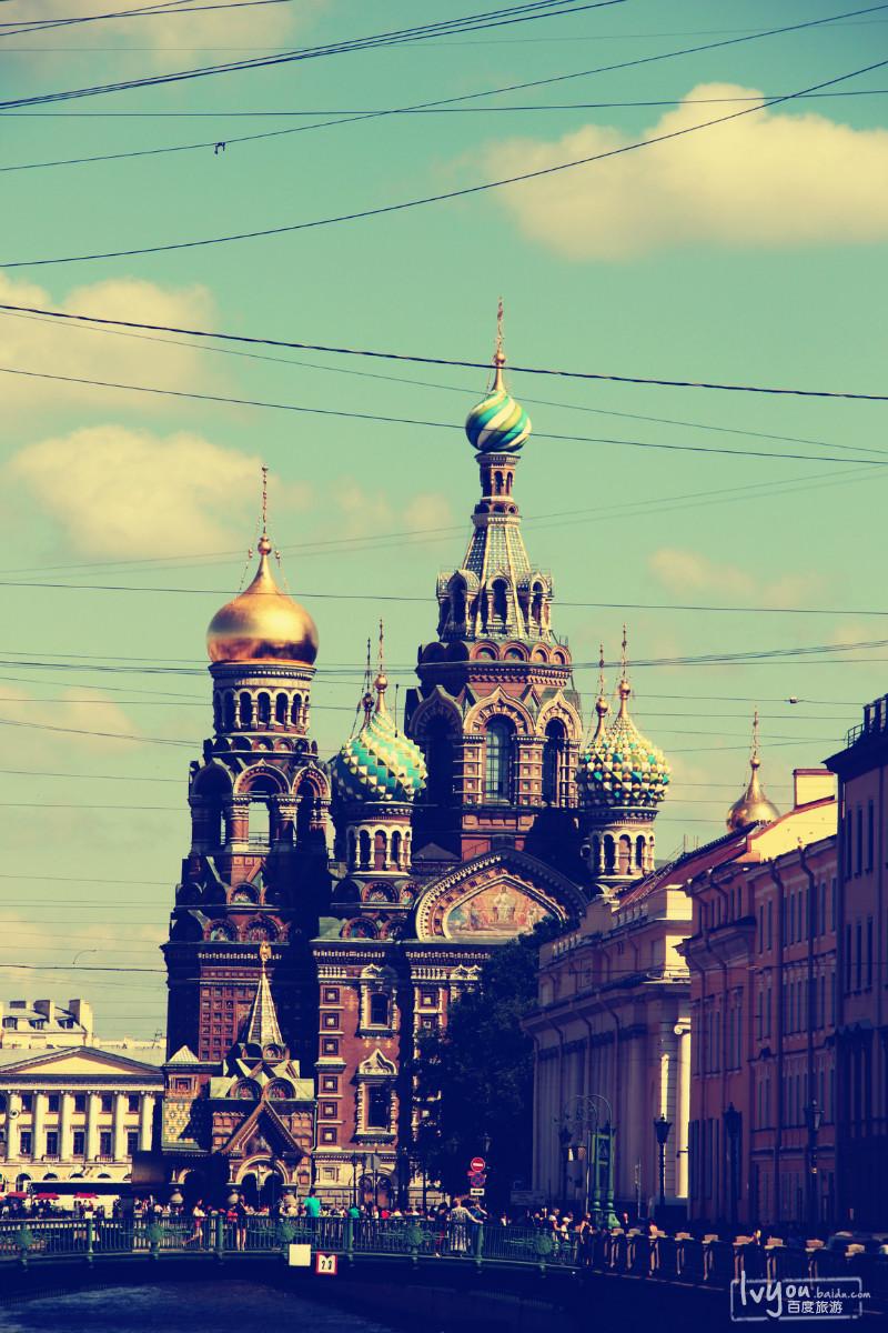 莫斯科 圣彼得堡旅游攻略图片22