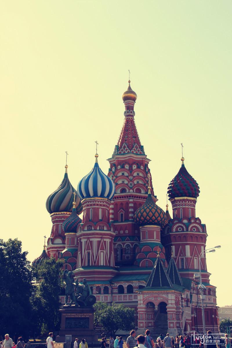 莫斯科 圣彼得堡旅游攻略图片49
