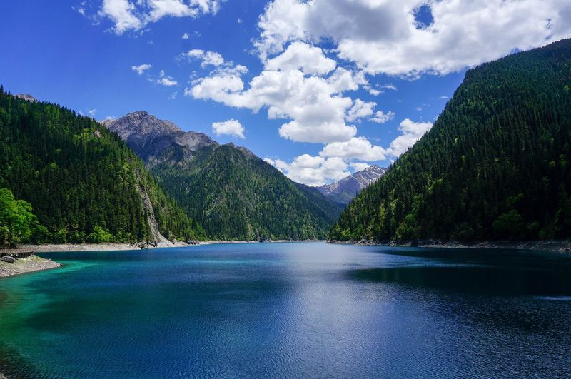 4 Days JiuZhaiGou Day Tour from ChengDu