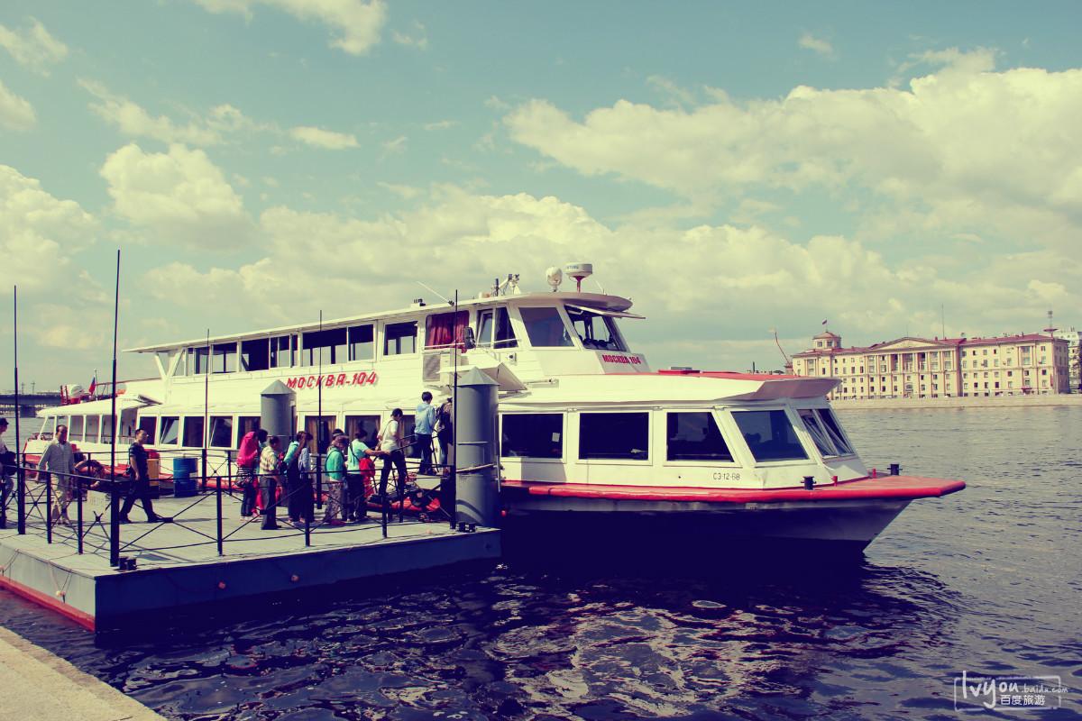莫斯科 圣彼得堡旅游攻略图片15