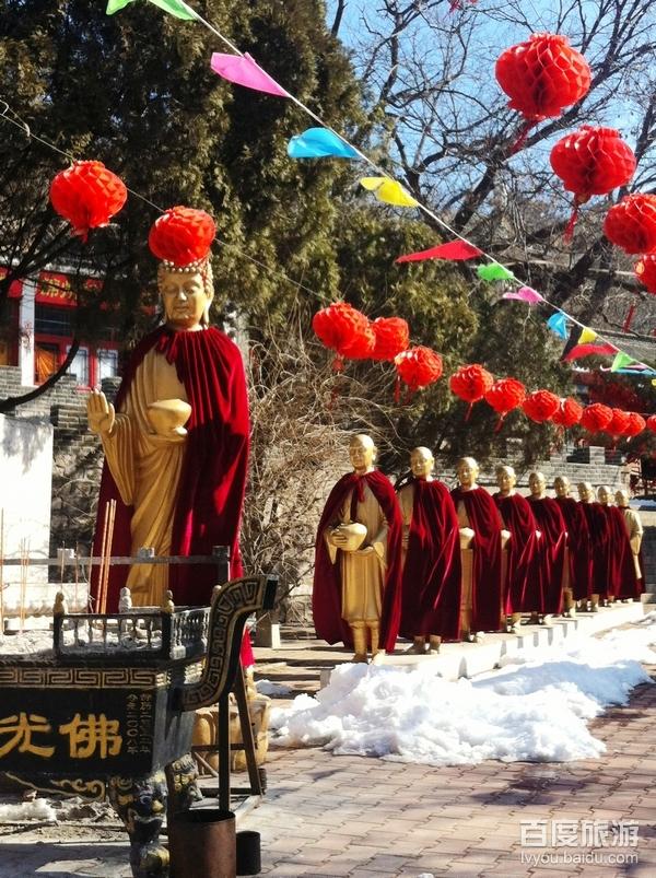 锦州北普陀山旅游攻略图片7