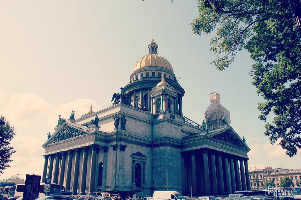 莫斯科 圣彼得堡旅游攻略图片41