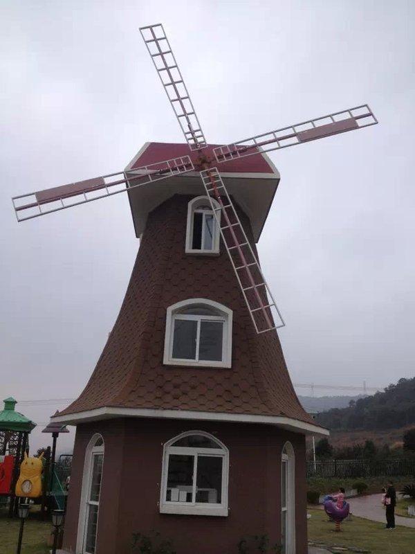 風車房子圖片