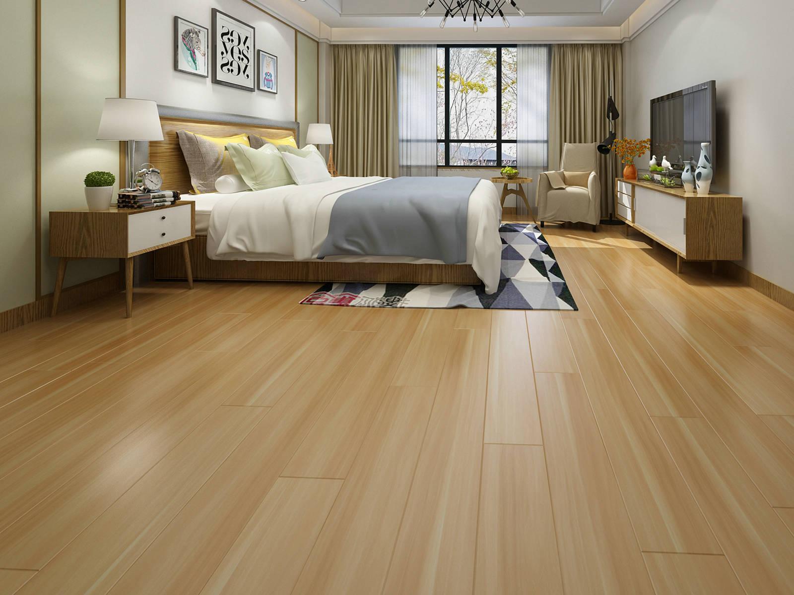 实木地板强化地板复合地板选哪个?武汉装修公司教你使用选购技巧