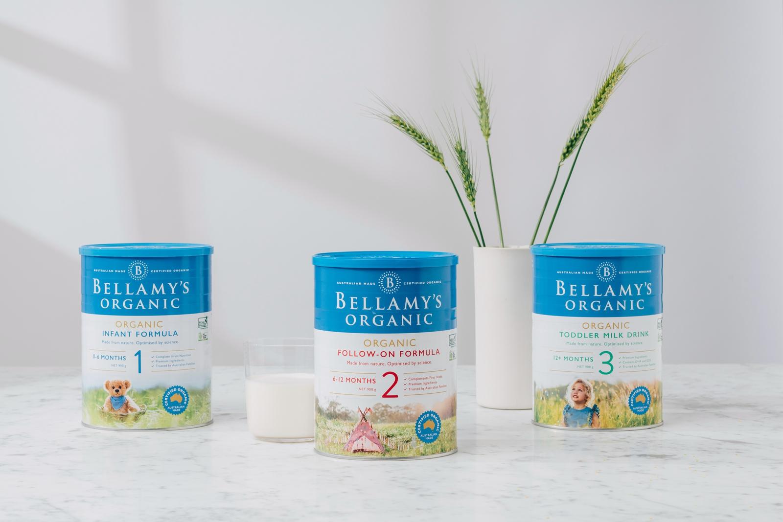 澳洲贝拉米奶粉怎么样 贝拉米3段奶粉价格多少?