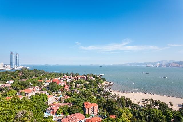 Le Migliori Spiagge della Cina 鼓浪屿