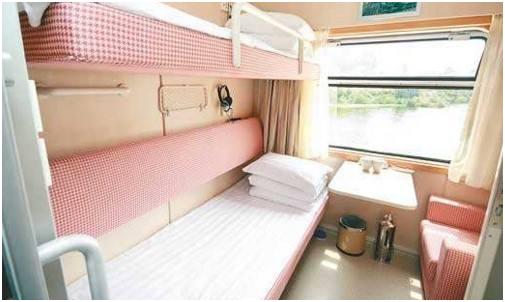 硬卧和软卧图片_你知道火车硬卧和软卧区别在什么地方吗?