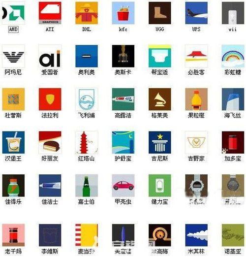 疯狂猜图品牌与标志_疯狂猜图品牌和标志答案大全 品牌标志答案带图