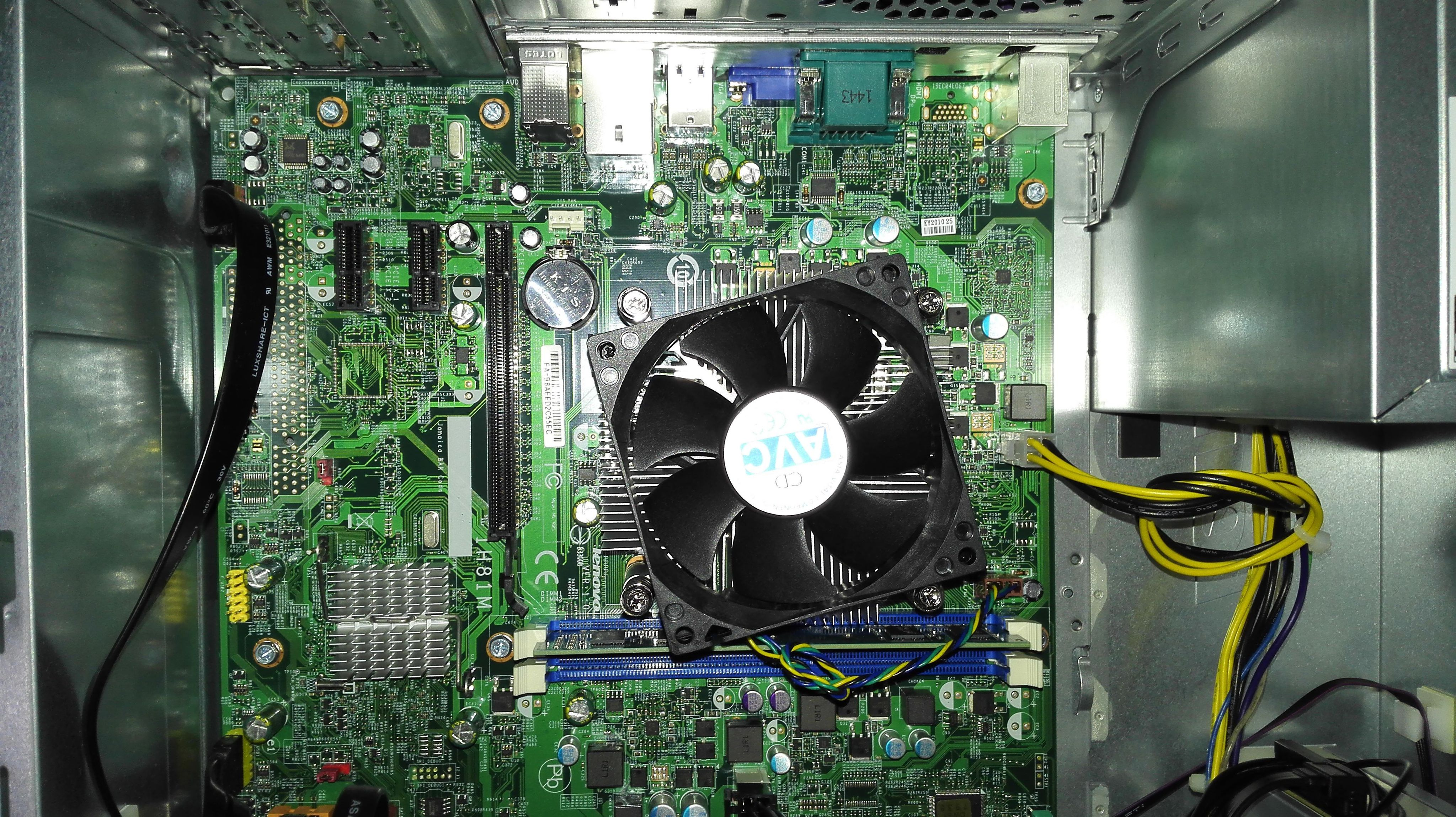 联想主板_联想 启天M4500-N000 台式电脑升级配置求推荐显卡及内存_百度知道