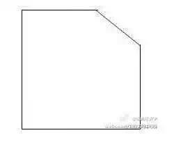 小学奥数题 添加一条直线_这是一道小学奥数题:如何只画一条直线,把下面的图形分成 ...