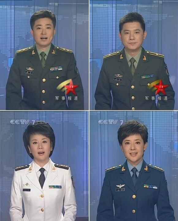 军事报道_现在央视七套军事报道主持人是谁啊!