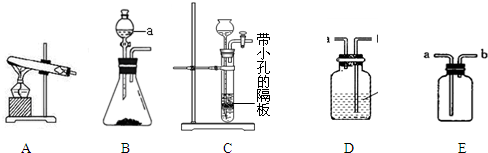 过氧化氢制氧气_以下为实验室常用到的一些装置:(1)实验室用过氧化氢溶液和 ...