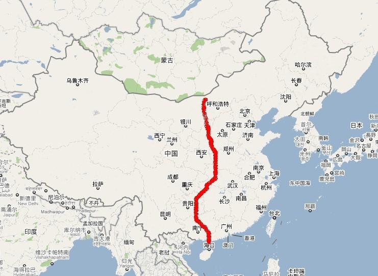 日本地�_展开全部 中国半壁江山 全被日本人打下来了  从东到西  北边 日军