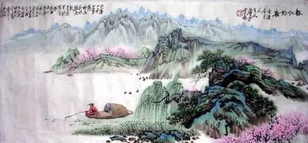 桃花流水鳜鱼肥是哪首诗