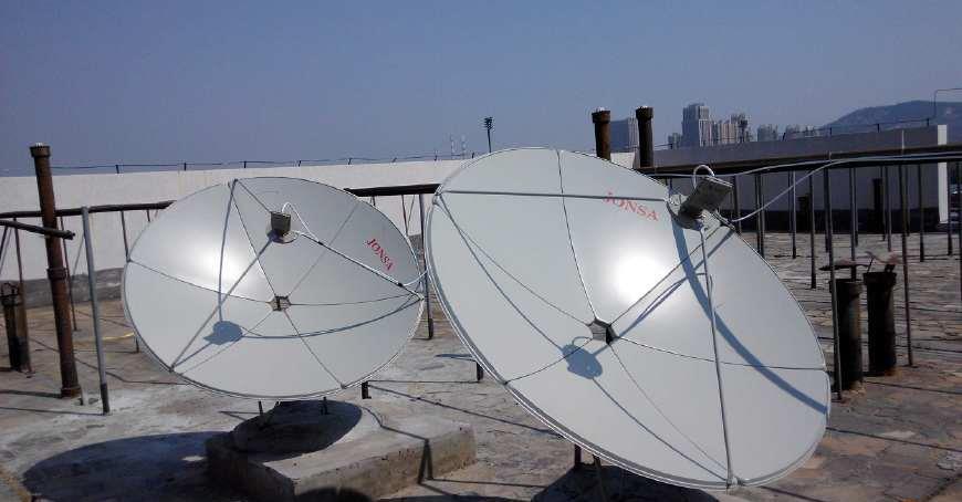 卫星锅高频头_卫星锅大锅和小锅有什么区别可以搜索多少台 都有什么台_百度知道