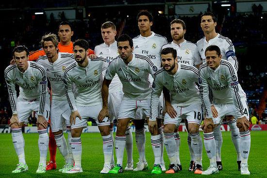 皇家馬德里近些年來在一線隊陣容中少有青訓球員,這與皇馬主席弗羅倫圖片
