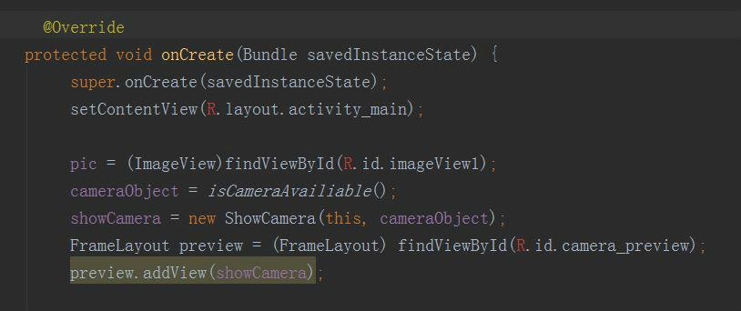 Android Studiojavacannot Resolve Symbol