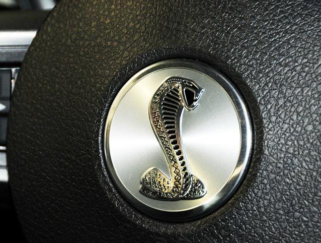 福特野马为什么有蝰蛇的标志? 百度知道