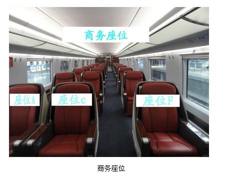 高铁一等软座_高铁一等座和二等座的区别有什么啊,详细一点,最好有图片 ...