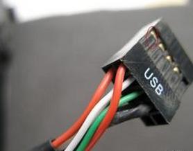 usb接口软驱_主板中FDD插槽是插什么的?FDD是什么意思?还有一个USB接口是干什么 ...