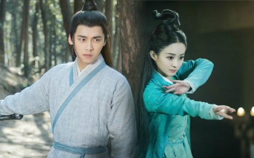 林峰电视剧全部_李易峰和赵丽颖演过的电视剧有哪些_百度知道