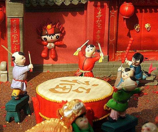 春节来历感受