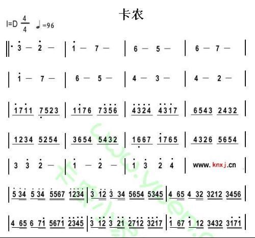卡农电子琴教程_求卡农钢琴曲简易版简谱,不是五线谱,注意是简易版_百度知道