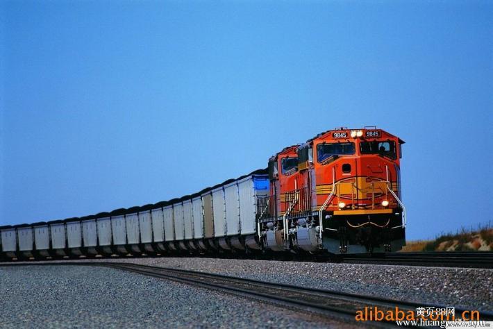 国内铁路运输的发展