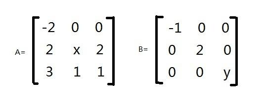 线性代数问题