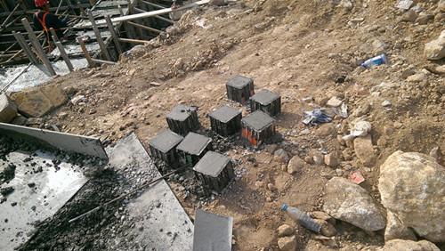 混凝土试块试验台账_C50混凝土试块三天试压的强度达到标准的多少才算合格呢?_百度 ...