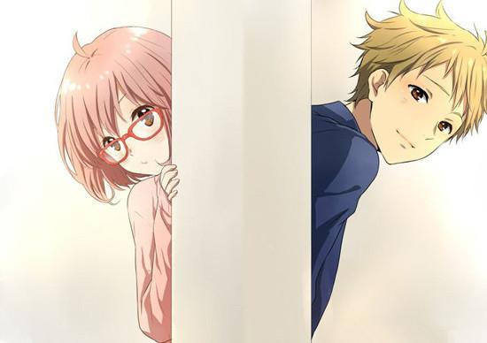 Парень с девушкой аниме картинки