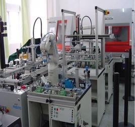 机电一体化系统组成部分