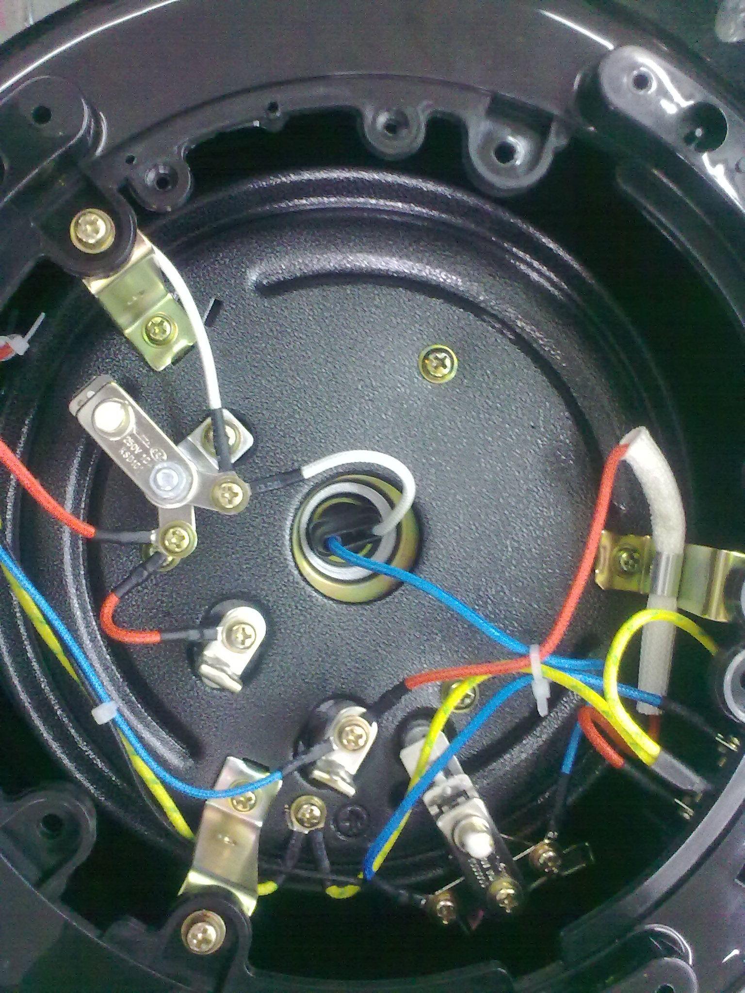 电热锅接线_求助:迈特4L机械电压力锅电气原理接连图_百度知道