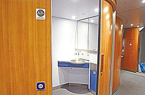 厕所门人体_高铁厕所门怎么打开图片