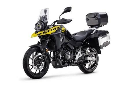 年龄40岁,有哪些既可以摩旅又可以在市区骑行的摩托车?