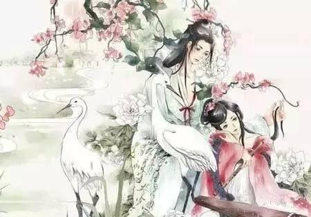 写情侣古诗词大全 关于爱情的古诗