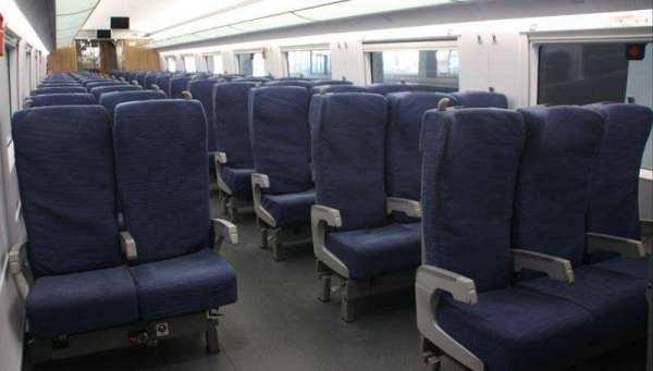 高铁一等软座_高铁二等座一个车厢有多少排座位?_百度知道
