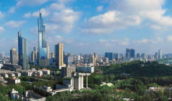 廣東的廣東的天氣預報視頻_南京的平均海拔是多少米?