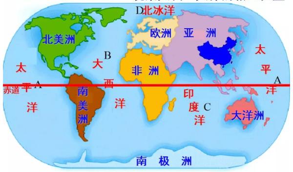 阿波丸号七大洲面积第二七大洲五大洋南冰洋面积排第四