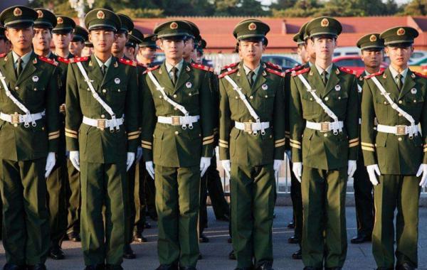 我国行政执法制服有几种,分别是什么单位?