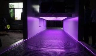 烘干流水线_厂家定制uv固化机胶水固化机烘干流水线隧道式