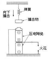 电弧打火机电路图_打火机的原理示意图?_百度知道
