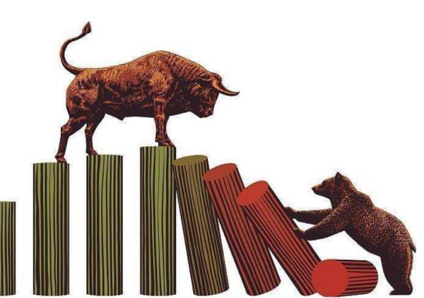 空头市场和多头市场_股票中什么叫熊市和牛市呀?有什么区别?_百度知道