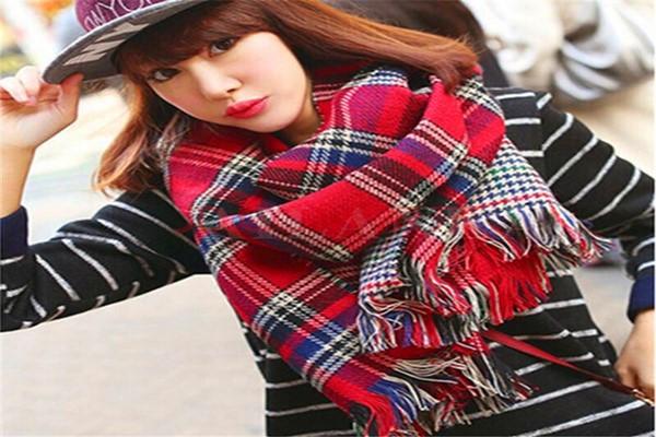 手工羊绒领巾和呆板创制区别