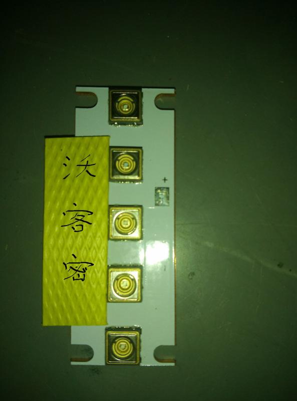 紫外線光源_非標定制紫外線UVLED光源固化機面光源250x250mm