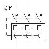 空气开关符号_电气控制中用到的空气开关符号怎么画?_百度知道