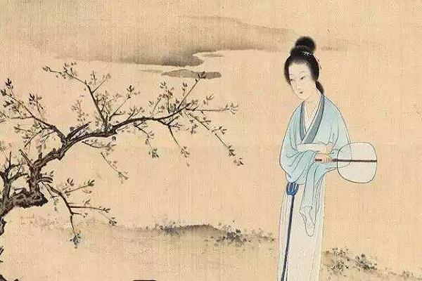 思念美人古诗词 表达思念女子的诗句