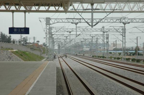 南昌火车站动车站�_晋江动车站在哪里?和火车站是一个地方吗?_百度知道