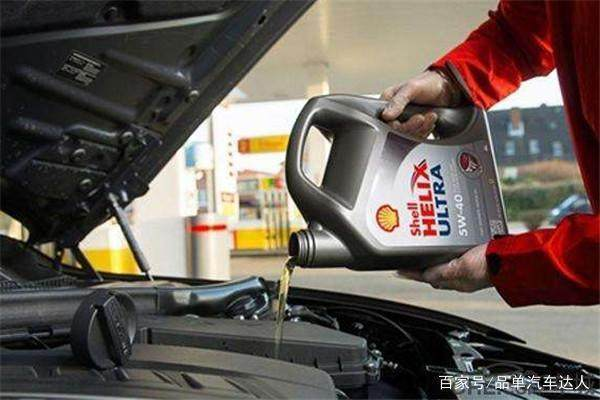 机油更换应该怎样秉承原则?