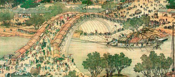 张择端的资料_《清明上河图》描绘的是北宋时期哪个城市的繁华景_百度知道